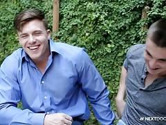 NextDoorStudios Str8 Hunks First Gay Experience